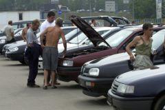Поддержанные авто