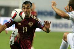 Александр Самедов снова не проходит в состав сборной