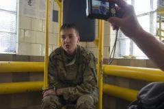 Савченко находится в российском СИЗО с лета 2014 года