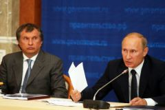 Раскрыть зарплату Сечина заставил Путин?
