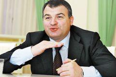 Сын Анатолия Сердюкова Сергей приобрел несколько гектаров земли в Санкт-Петербурге