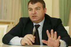 В прошлом году Сердюкова освободили от уголовной ответственности