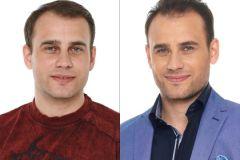 Сергей до и после преображения