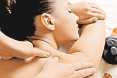 Китайский точечный массаж поможет похудеть