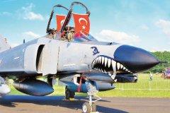 Турецкие ВВС активно участвовали в попытке переворота