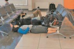 Если вы застряли на вылете – неважно, по вине аэропорта или туроператора, который перевозит туристов чартерным рейсом, – вы вправе предъявлять требования