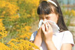 В России наступил аллергической сезон