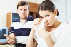 Откровенность мужа и жены не всегда должна быть абсолютной