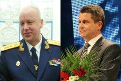 Александр Бастрыкин и Владимир Маркин