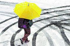 В апрельских снегопадах, напоминают ученые, нет ничего необычного