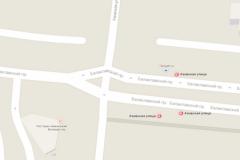 На пересечении улицы Азовская с Балаклавским проспектом ДТП