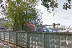 Пожар вспыхнул в автосервисе в Ярославском районе Москвы