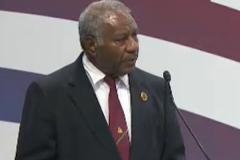 Президент Вануату Балдвин Лонсдейл