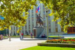Краснодар занял первое место в списке самых благоустроенных городов