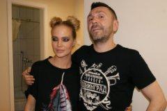 Наталья пела со Шнуровым дуэтом в 2013 году на одном из концертов «Ленинграда»