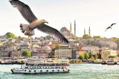 Первое, без чего не обойтись туристу в Стамбуле - это напитки