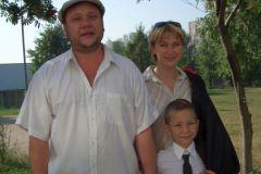 Семья Степановых
