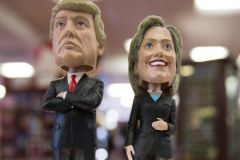 Клинтон использовала методику Трампа, ответив на его ролик, сказал эксперт
