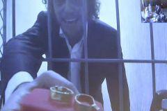 Сидя в СИЗО, Сергей Полонский выпилил обручальные кольца из «неизвестного материала»