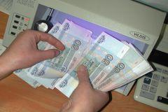 Из сейфа пропали около 500 тысяч рублей