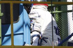 В настоящее время на МКС находится интернациональный экипаж
