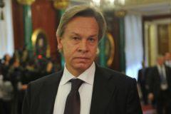Нельзя болтать чушь безнаказанно, считает Алексей Пушков