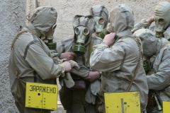 Опасность пожара в Чернобыле для России и Украины опровергли