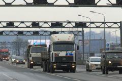 Дальнобойщик и грабители встретились на 49-м километре трассы М2 «Крым»