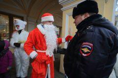 ЧЧетверть миллиона человек встретили Новый год на площадях и улицах Москвы