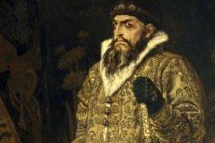 Картина Виктора Васнецова «Иван Грозный»