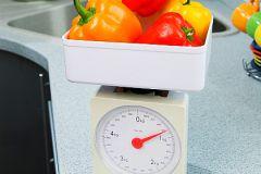 Овощи на весах