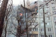 20 декабря в жилом доме в Волгограде взорвался газ