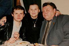 Нина Гуляева, Вячеслав Невинный-старший и Вячеслав Невинный-младший