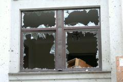 Взрыв в Харькове мог разбить окна в одном из корпусов Медицинского университета