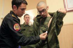 Весенний призыв в армию начался 1 апреля