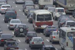 ГИБДД попросила водителей заранее выбирать пути объезда
