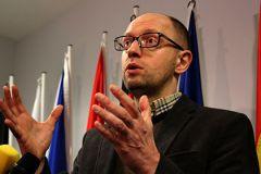 Арсений Яценюк надеется на подписание договора с Россией по поставкам угля