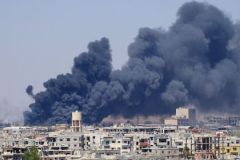 Сирия под бомбами