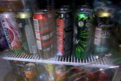В настоящее время запрет на продажу алкогольных энергетиков действует в 14 регионах страны