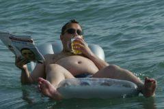 15% мужчин и 28,5% женщин в РФ страдают от лишних килограммов