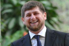 """Чеченскому президенту даже удалось выполнить трюк """"Ласточка"""""""
