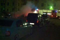 В тушении пожара участвовали 2 единицы техники и 9 человек