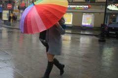 Городской транспорт подготовлен к работе в сложных погодных условиях, заявили в департаменте