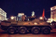 В Параде примут участие 15 тысяч человек и около 200 единиц военной техники