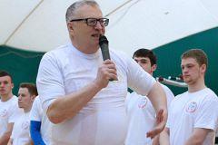 Дмитрий Быков: Сдает Госдума нормы ГТО, и Жириновский выложился первым