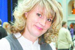 Спортсменка и депутат Госдумы Светлана Журова