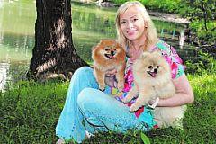 Пес Наталии Гулькиной спас жизнь ее мужу