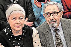 Марина Филипповна и Борис Моисеевич Ходорковские