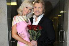 Николай Басков и Натали