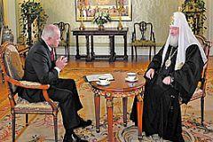 Интервью Патриарха Кирилла